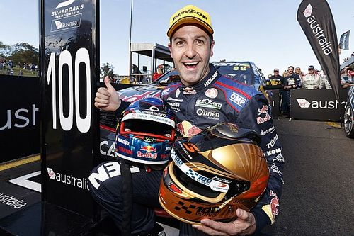 Sydney Supercars: Whincup racks up 100th win