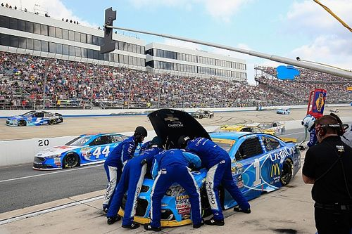 Both Ganassi drivers fail to advance in NASCAR Sprint Cup Chase