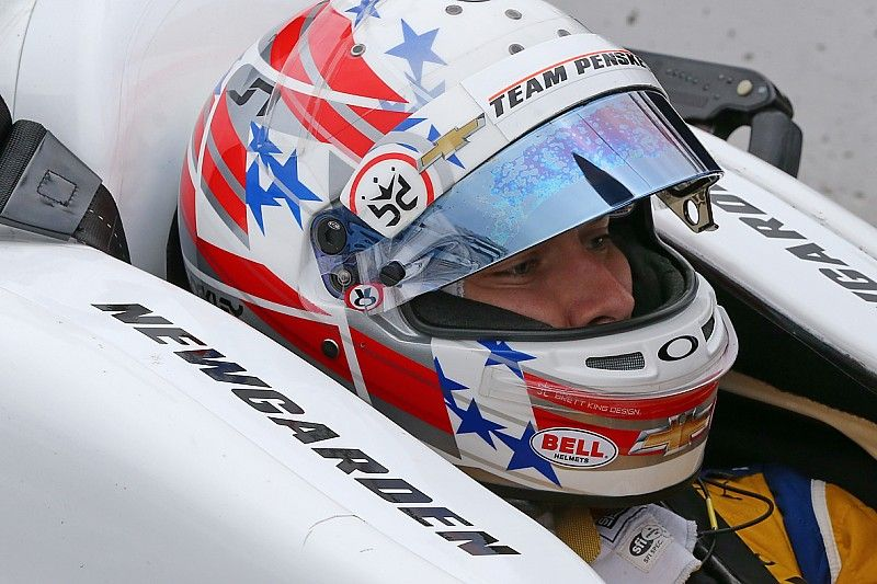 Newgarden hopes to sidestep first-year problems at Penske