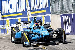 Formula E Practice report Marrakesh ePrix: Buemi tops red-flagged second practice
