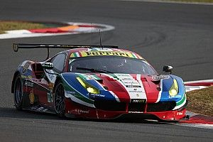 Pier Guidi takes Bruni's Ferrari WEC seat