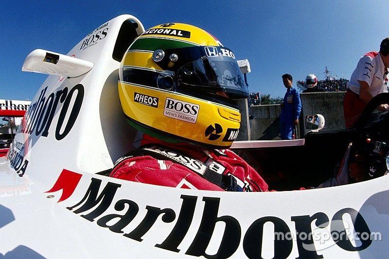 """Hamilton: Senna, """"le pilote le plus emblématique"""" de la F1"""