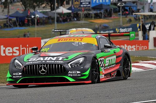 Barbagallo Australian GT: Baird wins, Emery hospitalised