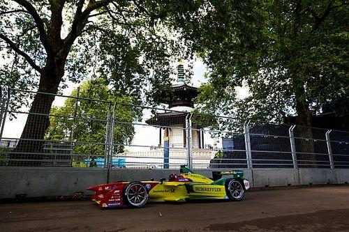 London ePrix: Sesi latihan kedua di hari penentuan gelar dibatalkan.