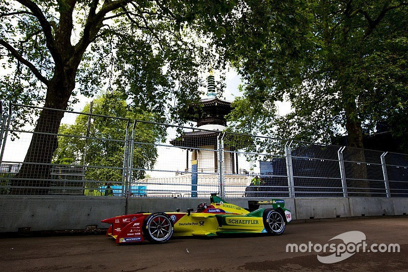 London ePrix: Second practice cancelled after power issues