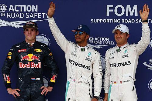 British GP: Hamilton takes pole despite track limits scare
