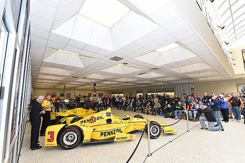 Team Penske 50th Anniversary celebrated at IMS HoF Museum