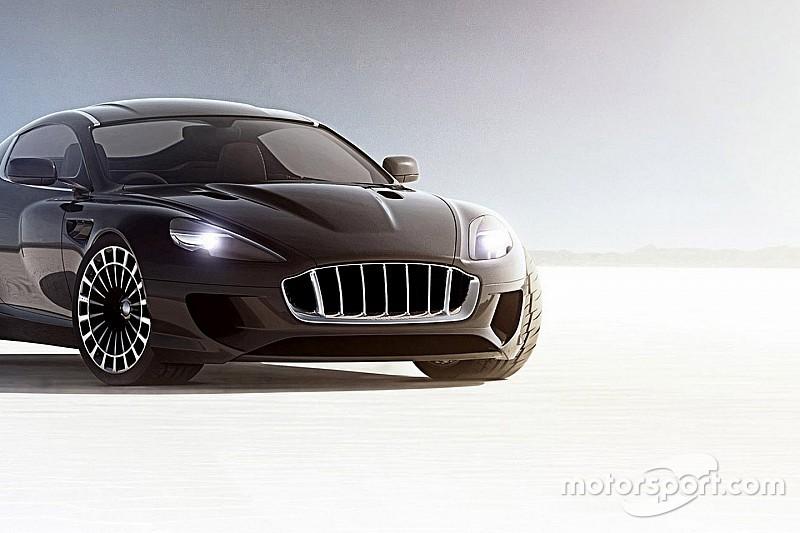Images - L'Aston Martin DB9 reçoit un traitement tuning pour Genève