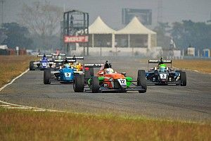 MRF Challenge a reality check for Indian drivers, says Tharani