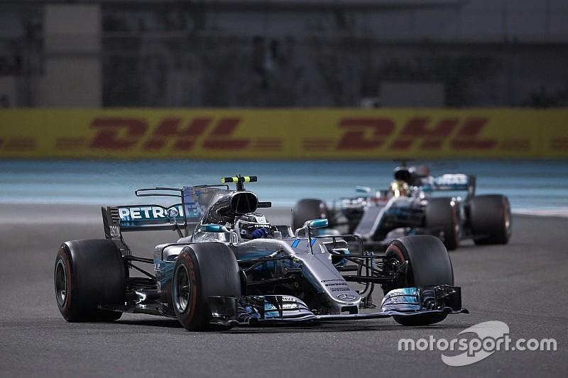 Mercedes revela sus cuentas de la temporada 2017 de F1
