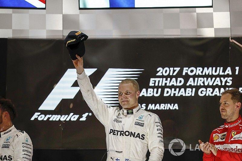 Bottas blij met 'belangrijke' overwinning
