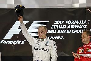 Formel 1 Rennbericht Formel 1 2017 in Abu Dhabi: Valtteri Bottas gewinnt Langweiler-Finale