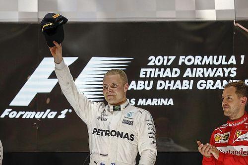 Formel 1 2017 in Abu Dhabi: Valtteri Bottas gewinnt Langweiler-Finale