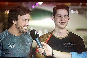 F1 eSpor: Cem Bölükbaşı Belçika'da kazandı