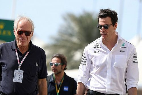 """Wolff: Brawn Ferrari'yi """"kışkırtmayı"""" bırakmalı"""
