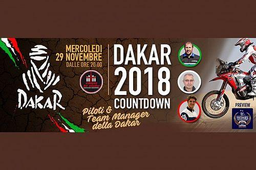 Tanti protagonisti della Dakar a Ciapa la Moto il 29 novembre