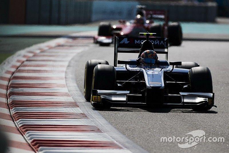 Artem Markelov si prende l'ultima pole stagionale ad Abu Dhabi