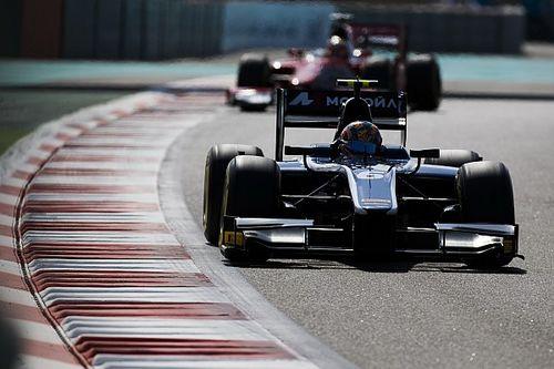 F2アブダビ予選:マルケロフが今季初ポールポジション。松下信治8番手
