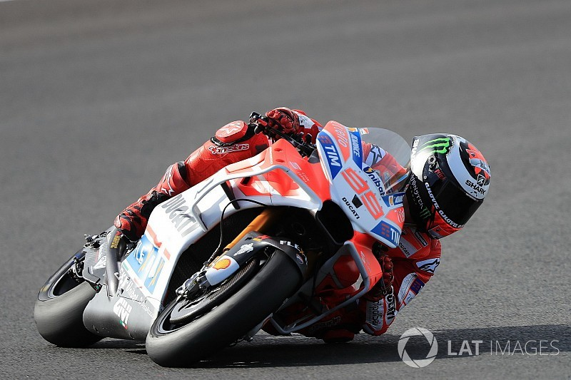 Lorenzo: Saya lebih baik dibandingkan dua tahun lalu