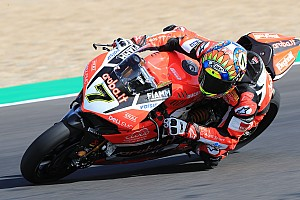 World Superbike Breaking news Davies says 2018 WSBK rules unfairly penalise Ducati