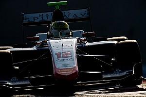 GP3 Raceverslag GP3 Abu Dhabi: Boccolacci wint, Schothorst loopt podiumkans mis