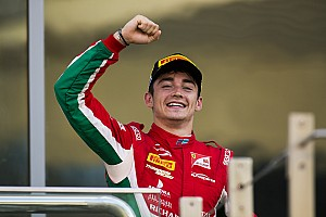 General Breaking news Autosport Awards: Leclerc named Rookie of the year