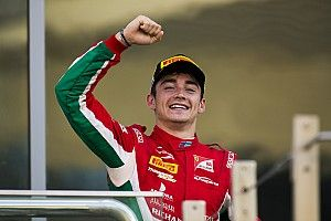 Autosport Awards: Leclerc named Rookie of the year