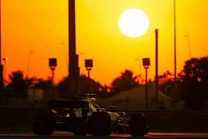 Formule 1 Diaporama GP d'Abu Dhabi - Les 25 meilleures photos de samedi