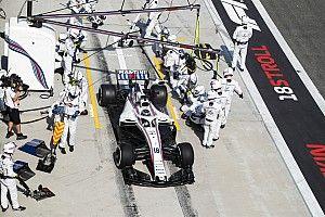 Le chiffre d'affaires de Williams F1 a augmenté en 2017