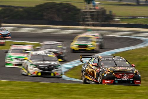 Rookie Supercars star crucial to Reynolds' title bid