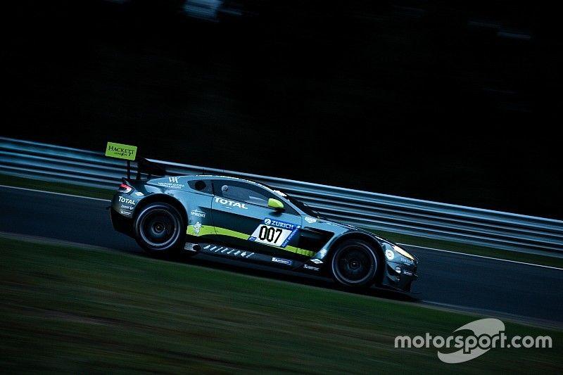 Aston Martin erhält Ausnahmegenehmigung: Start bei 24h Nürburgring