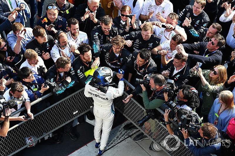 Bottas: Şampiyon olabileceğimi biliyorum