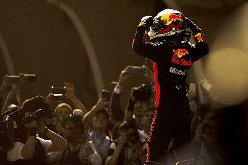 Statistieken - De bijzondere reeks van Ricciardo