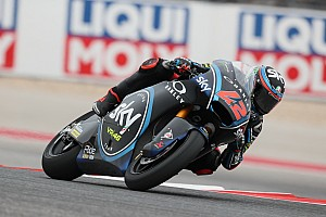 Moto2 Race report Austin Moto2: Bagnaia overcomes Marquez to win