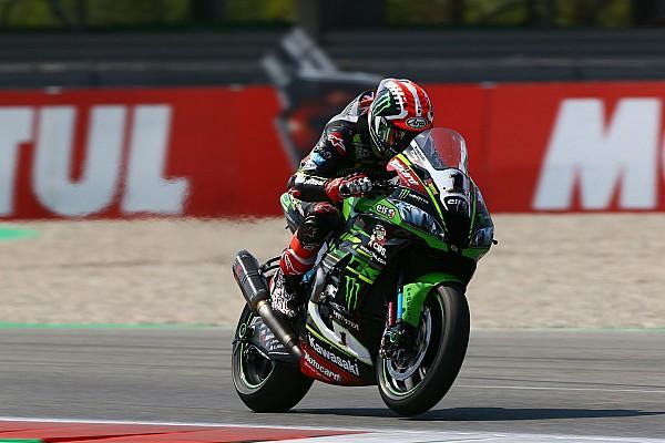 Superbikes Kwalificatieverslag WSBK Imola: Rea pakt tweede pole van het seizoen, Van der Mark twaalfde