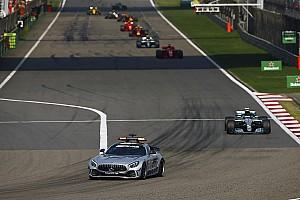 """Fórmula 1 Noticias Vettel dice que el momento de sacar el safety car no fue """"el correcto"""""""