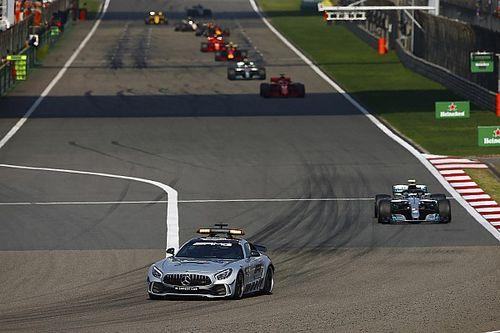 Vettel merasa dirugikan timing Safety Car di Tiongkok