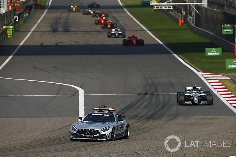 Bottas culpa entrada de Safety Car por derrota na China