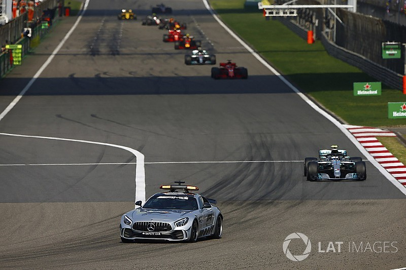 "Vettel: Race-changing safety car timing was ""not right"""