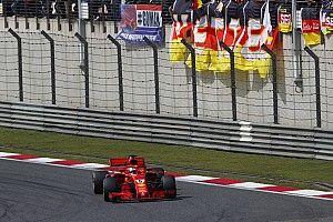 """Vettel mild voor Verstappen: """"Hij misrekende zich wellicht"""""""