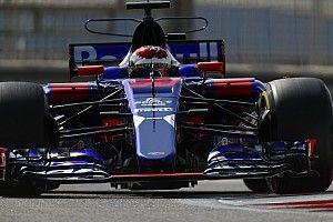 GALERI: Sean Gelael tes F1 Abu Dhabi