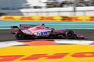 Pérez completa 52 vueltas en su último día de pruebas
