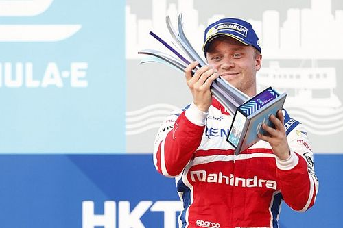 Formel E Marrakesch: Felix Rosenqvist König der Wüste