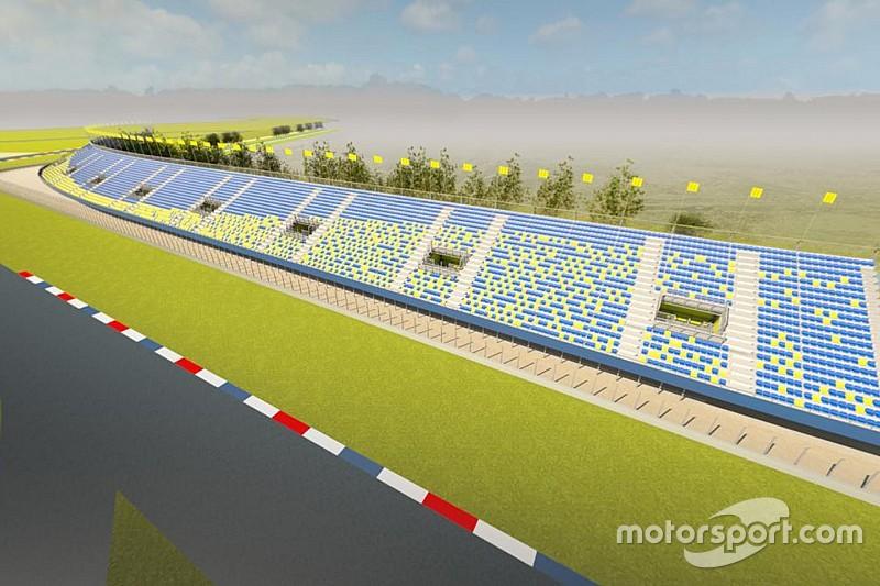 Sambut MotoGP 2018, Assen renovasi tribun penonton