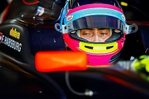 GP3 Testing report Habsburg leads Daruvala as Abu Dhabi GP3 test ends