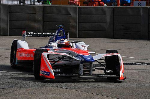Formel E Hongkong: Felix Rosenqvist auf Pole-Position