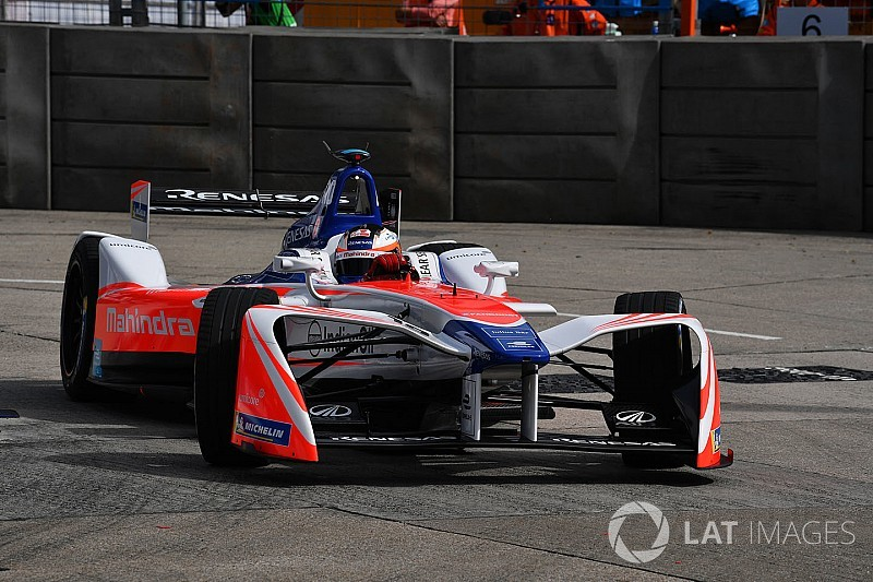Hong Kong ePrix: Rosenqvist on pole, Evans stars for Jaguar
