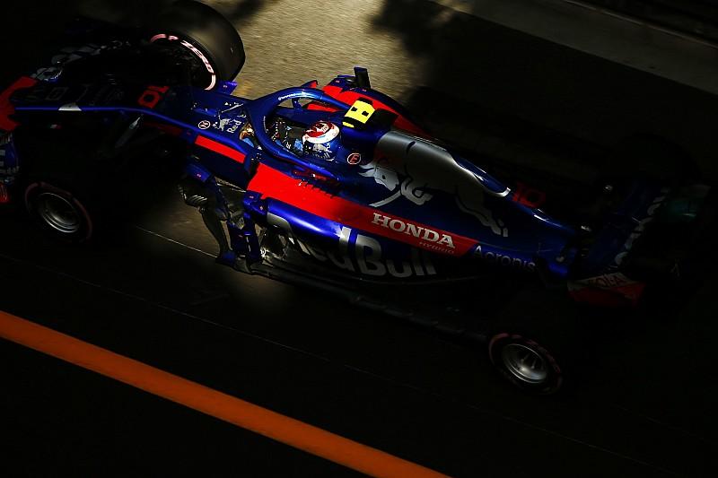 """Toro Rosso: """"Valóban megkaptuk a 30 lóerős pluszt a Hondától"""""""