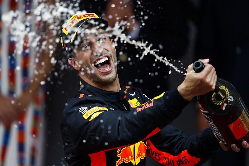"""Ricciardo over nieuw contract: """"Mijn tweede moeilijkste beslissing ooit"""""""