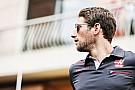 Грожан привезет шлем с французским триколором на домашний Гран При